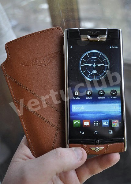 Vertu Signature Touch For Bentley, Verty, верту, копии vertu, копии vertu киев