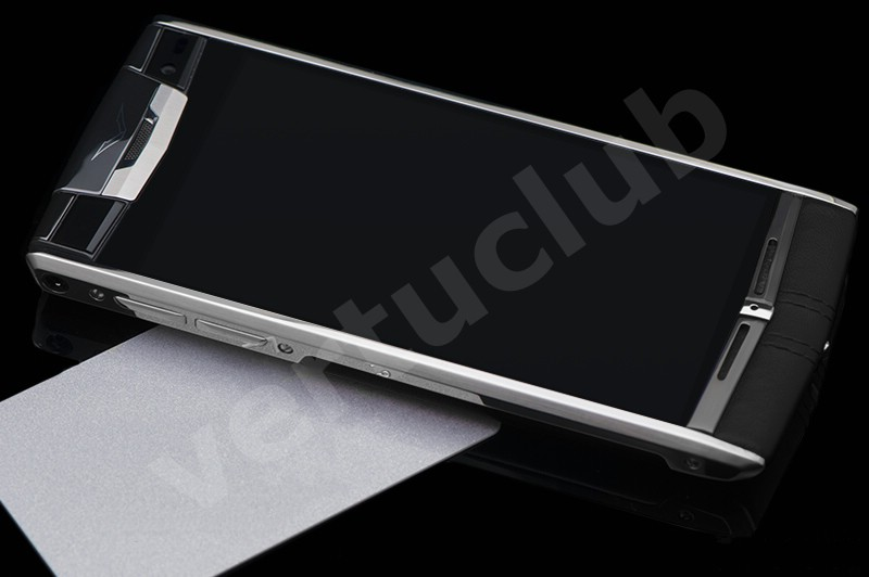 Vertu Signature Touch Black Leather, Verty, верту, копии vertu, копии телефонов vertu, точные копии vertu