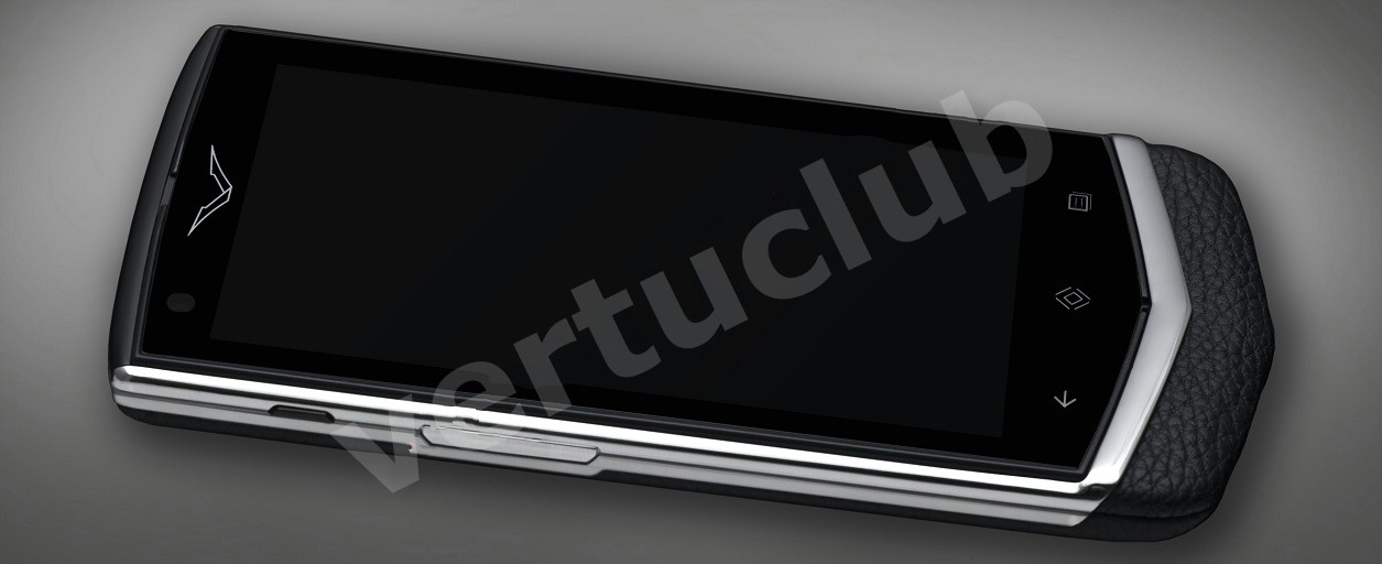 Vertu Constellation V Black Leather, Verty, верту, копии vertu, копии телефонов vertu, точные копии vertu