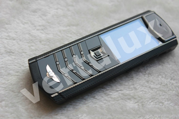 Vertu Signature S Design For Bentley Pure Black, копии Vertu