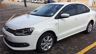 Прокат авто Volkswagen Polo Sedan от $14 в сутки