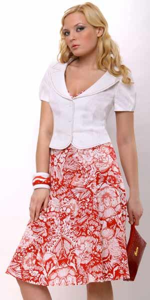 Польские и белорусские платья