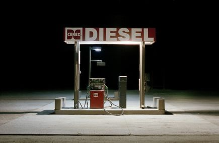 Дизельное топливо на киевских АЗС оставляет желать лучшего